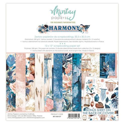 "Set Scrapbooking ""Harmony"" 30.5 x..."