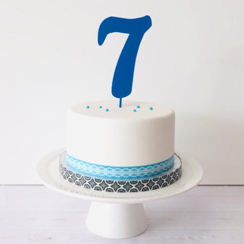 Topper numero 7